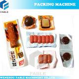 Машина упаковки вакуума Ss304 для горячей сосиски (DZQ-1000OL)