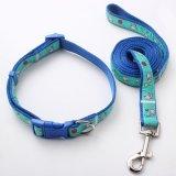 Colar de nylon do animal de estimação do cão da trela feita sob encomenda dos acessórios do animal de estimação (HJ7120)