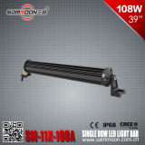 CREE LED Light Bar di IP68 39 Inch (36PCS*3W) 108W Single Row per Vehicles fuori strada (SM-11X-108A)