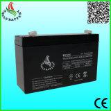 Batteria al piombo sigillata UPS all'ingrosso di 6V 12ah con Ce