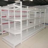 Maschendraht-kalter Stahl-Supermarkt-Fach-Speicher-Bildschirmanzeige-Regal