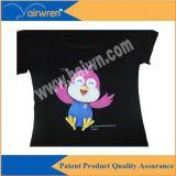 Macchina a base piatta di stampaggio di tessuti della stampante di alta risoluzione della maglietta