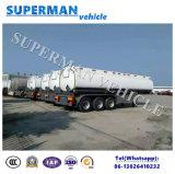 炭素鋼の液体の輸送の石油燃料のタンカーのトレーラー