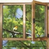 Marco clásico del diseño/ventana de aluminio modelo del oscilación