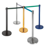 Sale를 위한 군중 Control Retractable Belt Stanchion