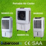 Condicionador de ar evaporativo portátil da água ereta da inundação do refrigerador de ar do projeto novo