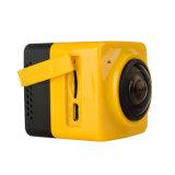 H. 264が付いている立方体360度のパノラマのVrのカメラの360