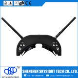 Os óculos de proteção video 5.8GHz de Skyzone Fpv dos vidros Sky-01 Dual diversidade
