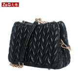 高品質装飾的なBags Clutches Leather Handbags (LDB-018)