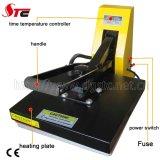 Сублимация Heat Press Machine Manual Hot Stamping Machine для Leather