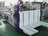 Dépliant semi automatique Gluer de carton