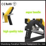 Machine convenable Commerecial de gymnastique de bâtiment de corps Tz-6066 presse de jambe de 45 degrés