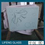 3-10mmのオーブンのドアのための緩和された印刷のパネルガラス