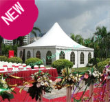 Fiesta de la boda customed Carpa Pagoda impermeable