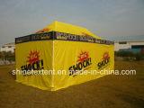 10X20によってはカスタムロゴの印刷を用いるテントが現れる