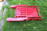 屋外の庭の芝生の裏庭のホテルのための最もよいPolywoodの折る家具のAdirondack上甲板の椅子