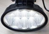 Tractors와 Vehicles를 위한 12W Square LED Work Lights