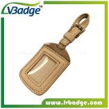 Qualitäts-lederne Gepäck-Marke