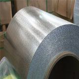 Bobine en aluminium gravée en relief pour le congélateur