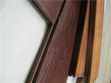 Naturales de alta calidad de madera maciza natural antiguo suelo de madera real