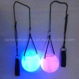 Sfera infiammante di Dancing probabilità di intercettazione di abitudine LED con stampa di marchio (3560)