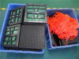 Quadro de avisos ao ar livre do diodo emissor de luz P16, sinal eletrônico do diodo emissor de luz de P16mm, indicação digital do diodo emissor de luz