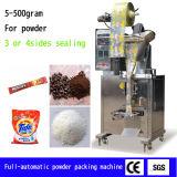 5-500g de volledige Automatische Melk van het Roestvrij staal/Koffie/Kruiden/de Kwaliteit van de Machine van de Verpakking van het Poeder van de Was