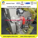 Двигатель дизеля Cummins морской (Cummins 6CTA8.3)