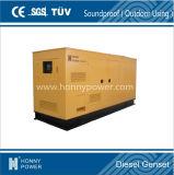 50Hz Googol 24kw 30kVA Soundproof Diesel Generator per Home