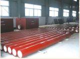 Anti-Abschleifende Triebwerkanlage, Stahlwerk, gewinnendes keramisches gezeichnetes Stahlrohr