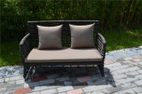 Im Freien Ralaxing Patio zwei Seater Sofa-Couch-Set