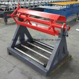 安い3トンの鋼鉄コイルの簡単な金属Decoiler