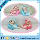 Polyresinの新生の赤ん坊の置物(HGB02)