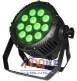IP65 im Freien DMX 512 NENNWERT kann 12*18W RGBWA UV6 in 1 5in1 LED NENNWERT Licht