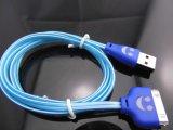 Samsung를 위한 고속 향수 데이터 케이블 마이크로 5pin USB 충전기 데이터 케이블