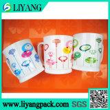 По-разному цвет в такой же конструкции, пленка передачи тепла для пластичной чашки