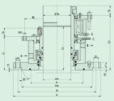 Baixo - selo mecânico da chaleira da velocidade (HQM481)
