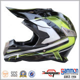 Чисто Shining желтое МНОГОТОЧИЕ Motorcross/с шлема дороги (CR408)