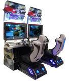 勝利のゲーム・マシンのアーケードの普及したカーレース機械追求