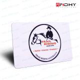 125kHz/13.56MHz kundenspezifische klassische 4k S70 RFID Nähe-Karte des Drucken-Em4100/Em4200/