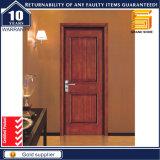 Porte ouverte en bois solide de double