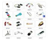 Disco istantaneo del USB di figura del USB del metallo dell'azionamento del bastone chiave di memoria (EM012)