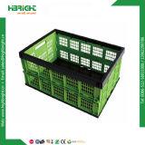 Caixas de dobramento dobráveis plásticas sem tampas