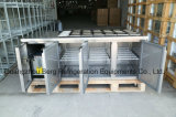 Steel di acciaio inossidabile Workbench Undercounter Refrigerator con Solid Doors