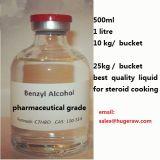 De Goede Kwaliteit die van de Rang van Gade USP van Pharma Benzyl Alcohol van Steroïden katalyseert