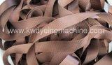 Изготовление багажа & машины поясов мешка непрерывное крася