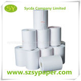 Rodillo barato del papel termal del papel de la impresión de la caja registradora