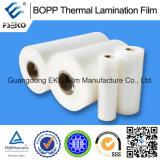 Pellicola termica opaca della laminazione di BOPP trattata doppia corona