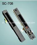 Windowsのためのアルミニウム滑走ロックおよびキー(SC-708)のドア