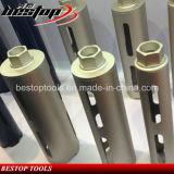 De Hulpmiddelen van de boring drogen/de Natte Bit van de Boor van de Kern van de Diamant voor Graniet/Marmeren Steen/Beton